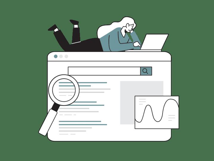 accroître la visibilité sur les moteurs de recherche grâce au texte